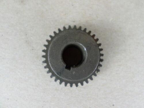 Boston Gear 34 Steel Spur Gear
