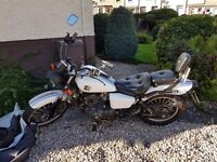 125 Learner legal Motorcycle for sale
