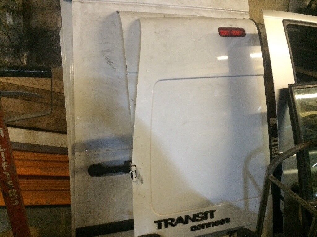 Ford connect rear door white