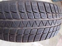 Mercedes c class winter tyres