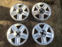 Renault Clio 172 sport alloy wheels 182 cup trophy track spares 4x100 16x7