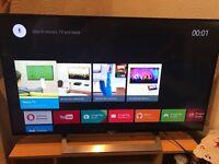 Sony Bravia 43 inch 4k ultra HD smart TV