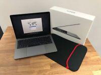 "Apple MacBook Pro 13"" 2017 Two Thunderbolt 3 Ports Space Grey Skylake MPXQ2B/A"