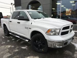 2017 Ram 1500 OUTDOORSMAN V8-=-LUXE-=-CONFORT-=-REMORQUAGE-=-UCO