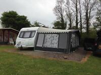 Isabella Commodore A1050 caravan awning for sale