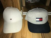 2x TOMMY HILFIGER HATS (excellent condition!!!)
