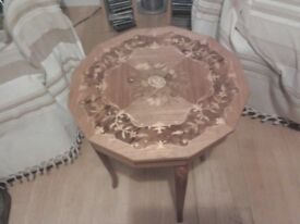 Musical Table
