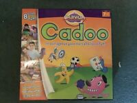 Collection of board games for sale.