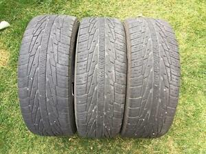 3 Goodyear Assurance Tripletred - 205/65/15 - 50-60% - $60 For All 3