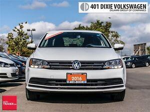 2016 Volkswagen Jetta Comfortline 1.4T 6sp at w/Tip (Prod End 11