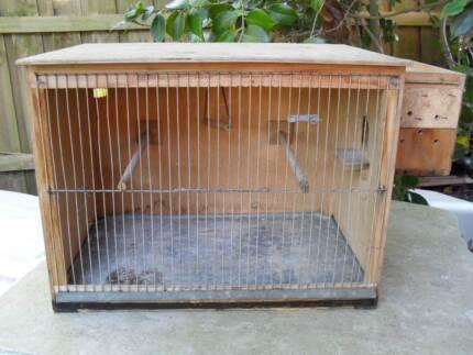 Budgie Breeding Cage