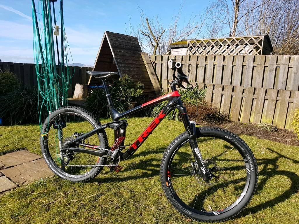 Trek Remedy carbon frame build 18.5 inch | in West Linton, Scottish ...