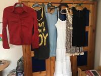 Job lot size 10 women's clothes
