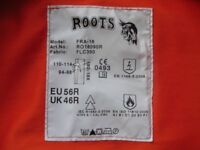 Roots Fire Retardant Overalls. FRA - 16