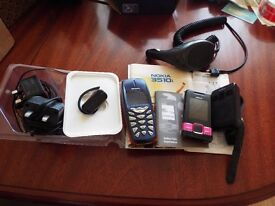 nokia phones and extras