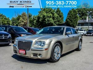 2009 Chrysler 300C C, SUNROOF, BLUETOOTH, LEATHER