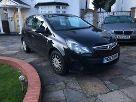 Vauxhall Corsa 1,3 (63 Plate) Diesel, 43,000 Miles