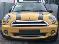 Mini Cooper R56, N12B16 ENGINE, GS6-55BG GEARBOX- BREAKING FOR PARTS