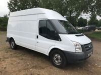 FORD TRANSIT 2.2 TDCI 2012 - LWB / HIGH ROOF - T350 - 6 SPEED - DRIVES VERY WELL - NO VAT!!!!!!!!