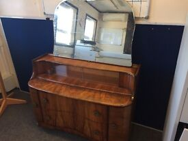 Antique Side board / dressing table
