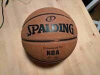 Spalding Platinum Basketball