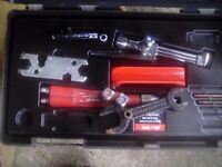 BOC Gas welding kit plus accessories