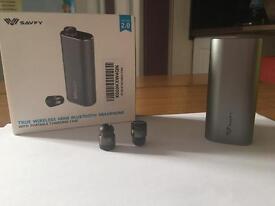 Savfy wireless mini Bluetooth in earphones