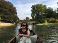 Learn English while exploring Cambridge!