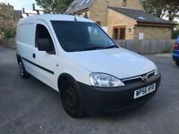 VAUXHALL COMBO 2000 1.3 CDTI WELL MAINTAINED CONDITION FULL SERVICE HISTORY 2 OWNERS