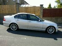 2004(54)BMW 320D M SPORT*AUTO/TIP*109K FSH*ONLY 1 OWNER*150BHP FACELIFT MODEL