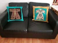 3 x 2 seater sofa