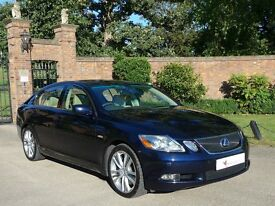 Lexus GS 450H 3.5 CVT 4dr New Brakes, New Tyres, Full S/H, Aircon&Heated front seats