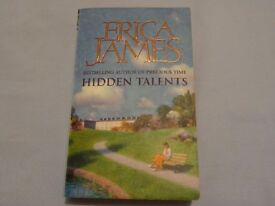 Hidden Talents - Erica James - Paperback book