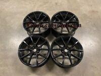 "19 20"" Inch BMW 728 Style Wheels E90 E92 E93 F10 F11 F30 F31 F32 F36 F20 1 3 4 5 series 5x120"