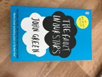 Fault in our stars book (new)