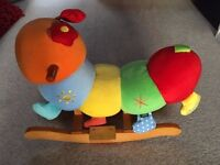 Mamas & Papas Caterpillar Rocker
