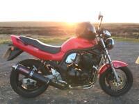 Suzuki Bandit 600 w/ GSXR 750 Engine