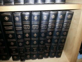 1950's Encyclopaedia full set PLUS extras