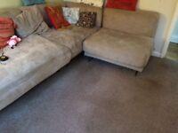 Beige Carpet in good condition 326cm x 297cm