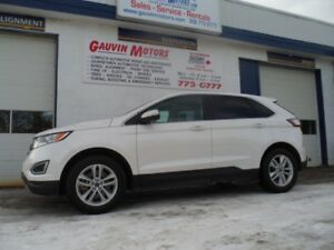 2016 Ford Edge SEL AWD LEATHER NAV