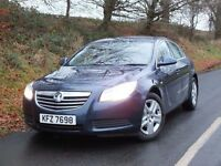 Mint 2012 Vauxhall Insignia CDTI 128bhp Exclusive 5dr,trade in considered,credit cards accepted.