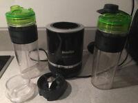 Breville Blender w/ 1 bottle