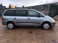 2003 FORD GALAXY 1.9 TDI LX 5 DR MPV 7 SEATER LOW MILEAGE BARGAIN