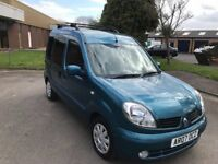 2007 Renault kangoo 1.5 dci 12 months mot/3 months parts and labour warranty