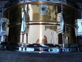 Ludwig 6 1/2 Bronze Snare Drum