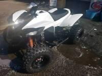 Quadzilla Adly 500cc, Road legal quad, Only 180miles, 66 Reg