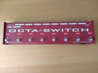 Carl Martin Octaswitch Loop Switcher