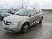 2009 Dodge Journey R/T**AWD**ACCIDENT FREE** CERT & 3 YEARS WARR