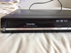 Toshiba DVD player & recorder