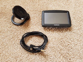 TomTom XL - 4.3in; Vehicle GPS SAT NAV With Spain / Portugal/Andorra/Gibraltar MAPS